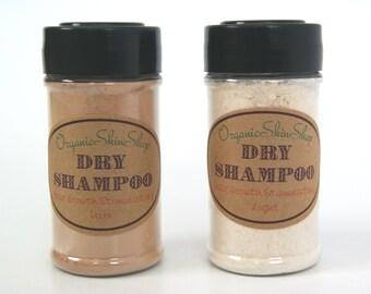 Organic Dry Shampoo (Powder) Hair Growth Stimulating