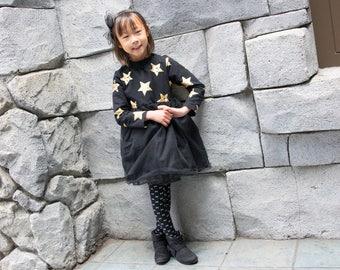 Star Tulle Dress