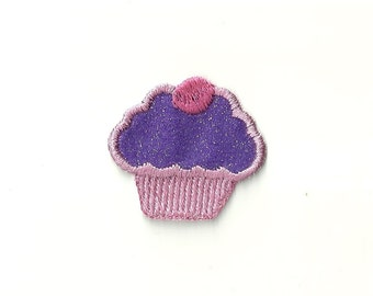Tiny Cupcake Patch! Custom Made! AP81