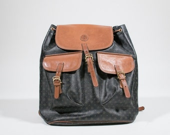 POLLINI - leather backpack