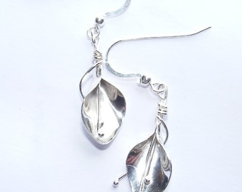 Sterling Silver Earrings by Arcturus Jewellery