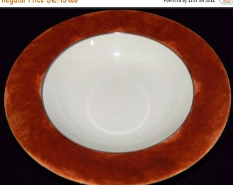 "ON SALE Sango RUSTIC Rooster Lot of 2 Rim Soup Bowls Sue Zipkin Design, Dinnerware Excellent Condition 8 3/4"" in diameter"