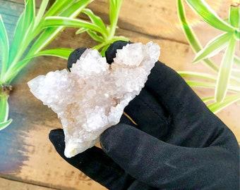 Spirit Quartz - Cactus Quartz Crystal  - Crystal Quartz Cluster