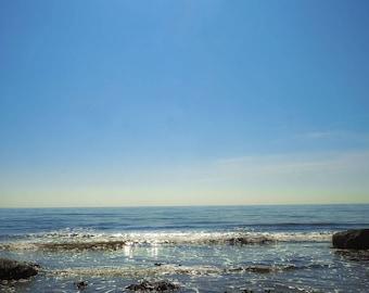 Beautiful Coastal Impressions Canvas - Wall Art Canvas