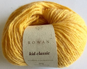 Rowan Kid Classic  #858 10 Skeins available- Discontinued Color-Price is for 1 Skein