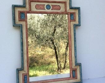 Italian mirror frame 52 x 69 cm