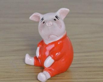 "Beswick Disney Winnie the Pooh ""Piglet 2214"""