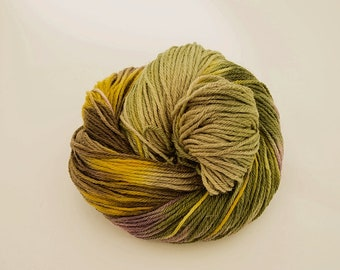 Hand-dyed yarn - Merino DK - 100g - Scottish Mountain