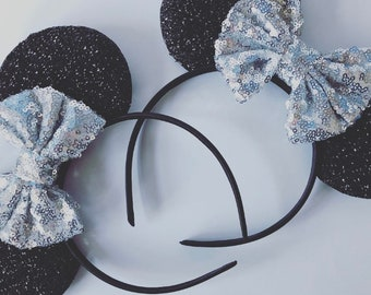 Mickey inspired mouse ears