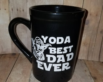 Yoda best dad ever! Fathers day