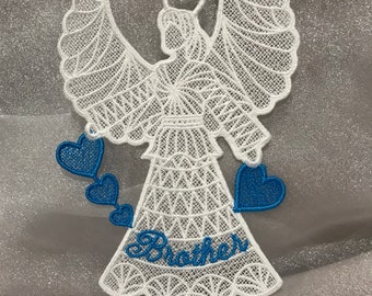 Brother Angel (Free Standing Lace)