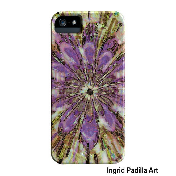 Purple Phone Case, Galaxy S7 Case, iPhone 7 Case, iphone 8 case, Floral iPhone 7 case, iPhone 5S case, iPhone 7 plus case, Galaxy S6 Case