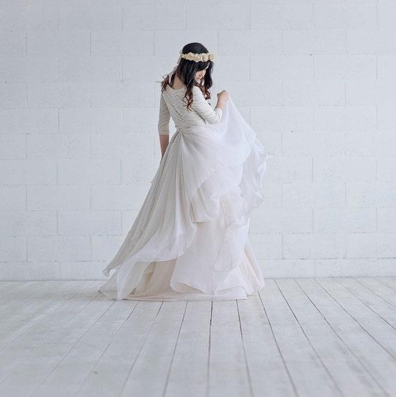 Maegan - wedding dress