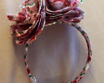 MSD flower headband