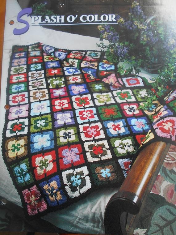 Splash o \' Color ático de Annie patrón folleto 2206-03