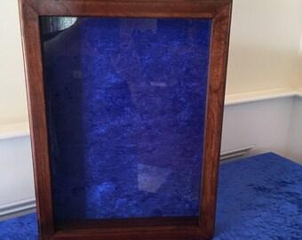 Framed Shadow Box: 17.5 x 21.5
