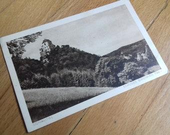 Vintage postcard Donautal Schloss Bronnen- not used