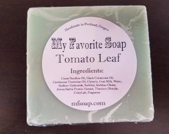 Tomato Leaf Soap