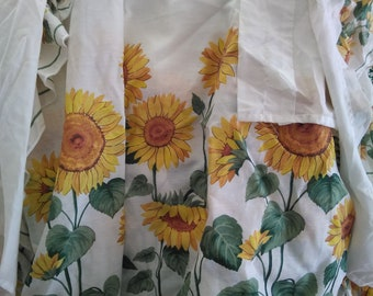 Vintage Country Kitchen curtains