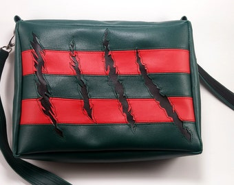 Nightmare | Freddy Krueger Inspired Purse