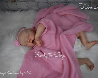 Reborn Baby, Twin A by Bonnie Brown, Ready To Ship