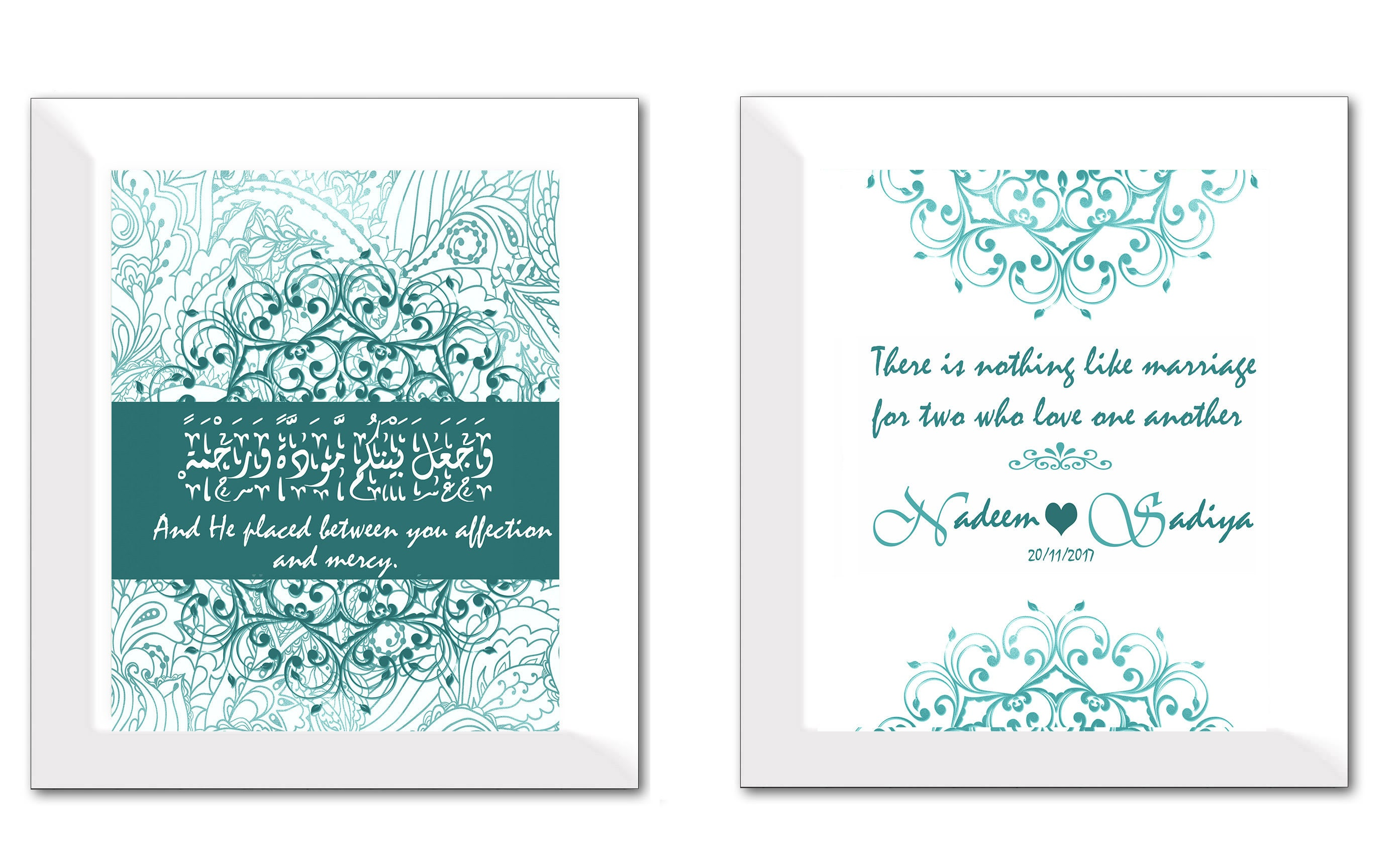 Contemporary Islamic Wedding Gifts Gift - The Wedding Ideas ...