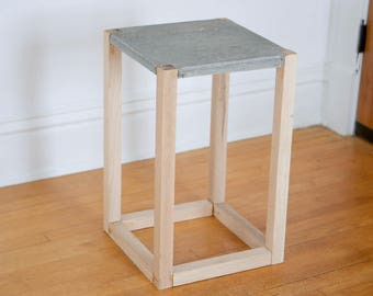 Modern Table / Concrete Table / Beton / Industrial / Minimalism / Table / Brutalism