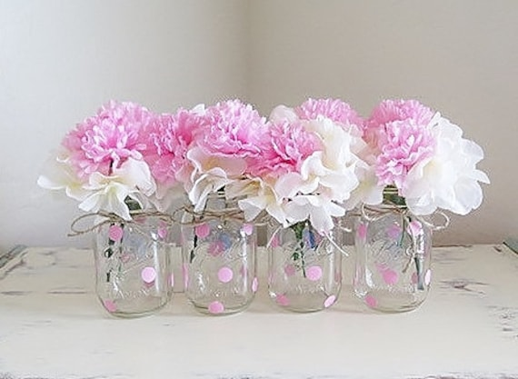 Pink Baby Shower Decorations Baby Shower Centerpieces First