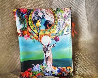 Tree of Life, Mini Art Bag