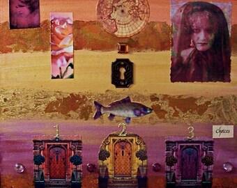 Original collage - Choices