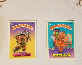Garbage Pail Kids - 1985 1st series