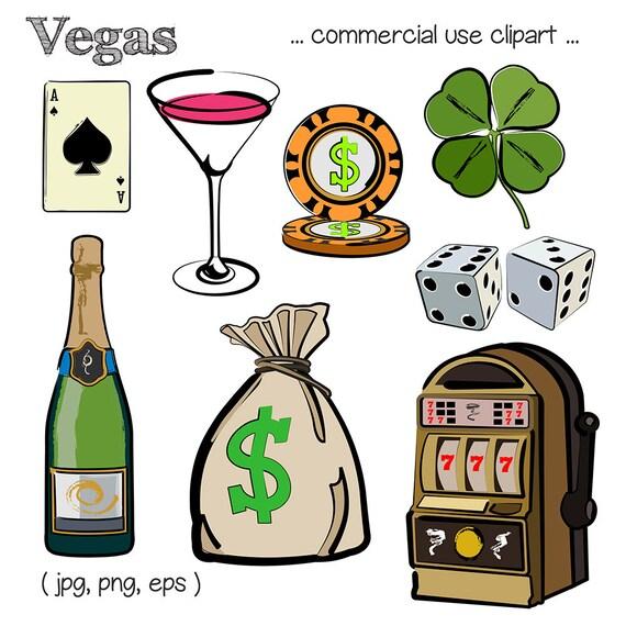 vegas clipart vegas clip art slot machine clipart champagne rh etsy com clipart las vegas casino vegas clip art free