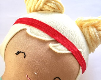 ELASTIC headband for Ellie and Fern doll