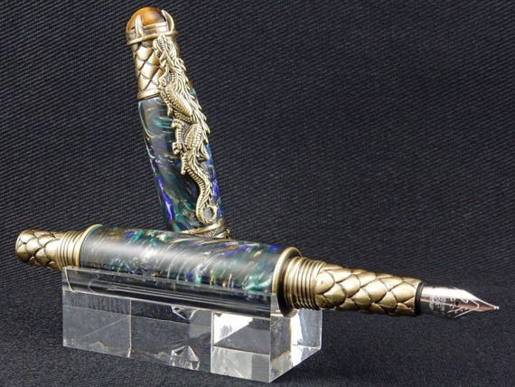 Dragon Fountain Pen