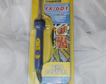 Hakko FX-601 Soldering Iron-Soldering Irons-Temperature Controlled Soldering Irons-Soldering Iron
