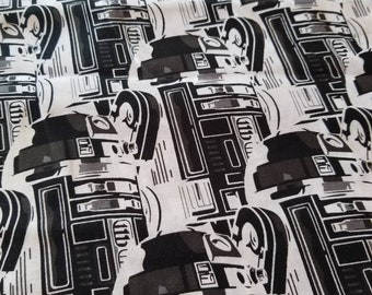 Custom R2D2 Diaper you choose type and size Nb/Sm or Onesize