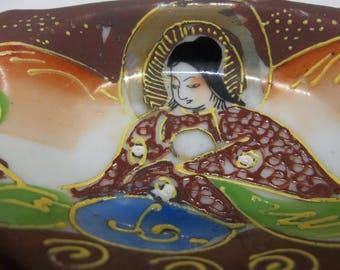 Asian ashtray