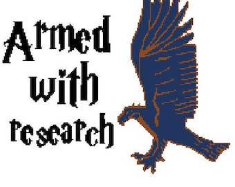 Armed with research