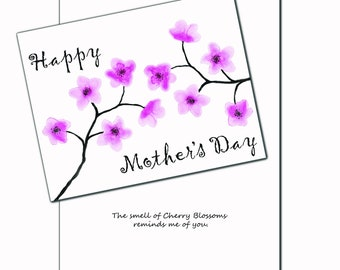 Happy Mother's Day Card - Printable