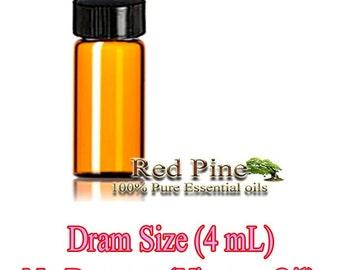 Myrrh Essential Oil - Commiphora myrrha  - 100% Pure Therapeutic Grade x 4 mL Bottle
