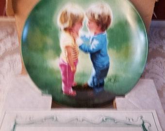 Pemberton & Oakes Childhood Friendship Fourth Issue 1988 Sharing Secrets