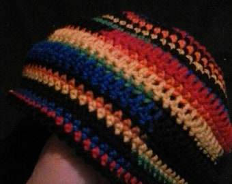 Crocheted Beanie Hats