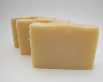 Sunshine Citrus Moisturizing Soap, Luxurious Soap, Handmade Soap