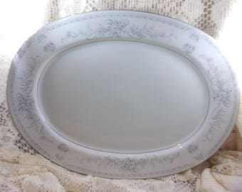 Sunflower Relish Tray Divided Dish Serving Plate Platter by