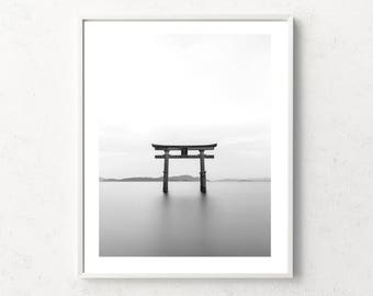 Japanese Print - Japan Print - Minimalist Wall Art - Wall Collage Print - Structure Photography - Minimalist Art - Wall Print - Simple Print