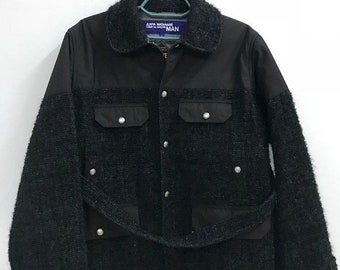25% ON SALE Junya Watanabe Man Comme Des Garcons Gore-tex Wool Jacket