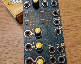 Tuesday - Procedural sequencer Eurorack module