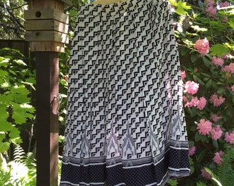 vintage 1960's evan picone skirt size 10