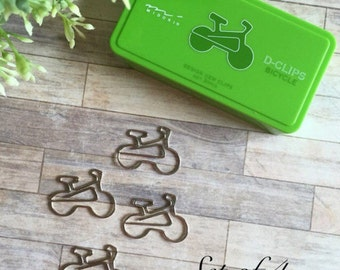 Bicycle Paperclip Set