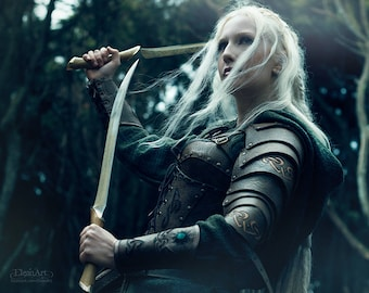 Legolas, Lord of the Rings, cosplay A4 Print